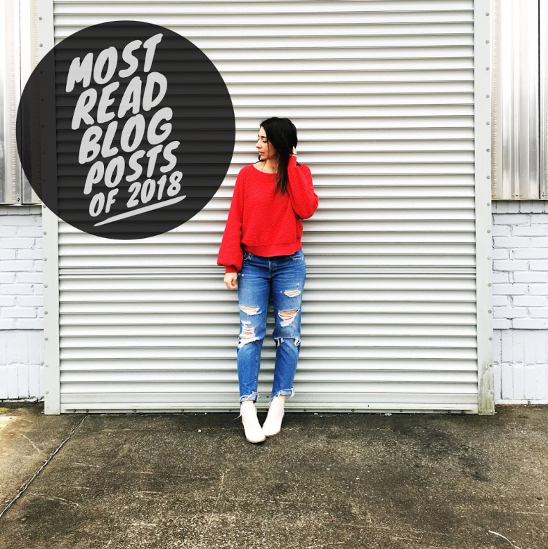 Most read blog posts of 2018