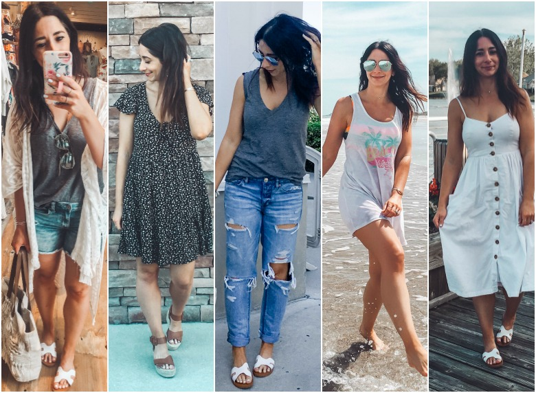 Weekly Looks Vol. 16 (Spring Break Travel Outfit Diary)