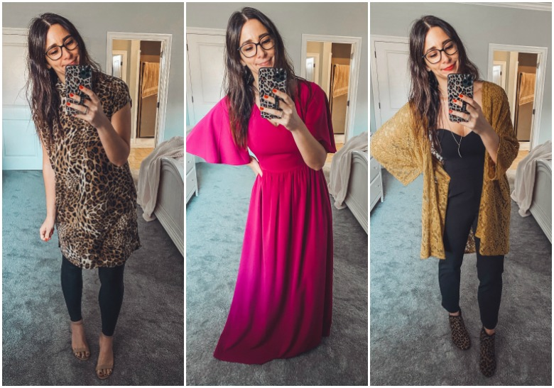A few Holiday Outfits for last minute events!