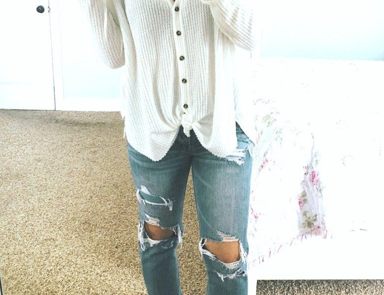 Splurge vs Save Fall Capsule Wardrobe Ideas!