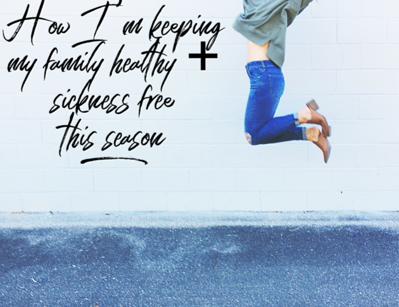 The busy mom's guide to keeping your family healthy this season