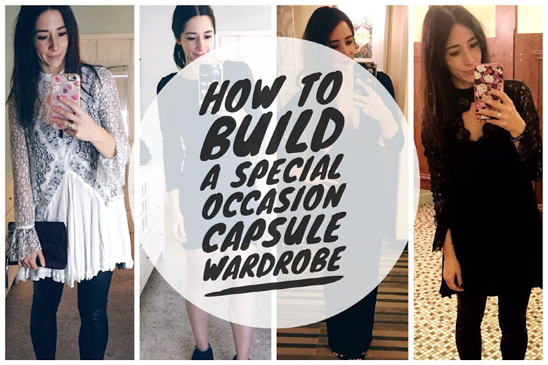 How to always have something to wear for special occasions