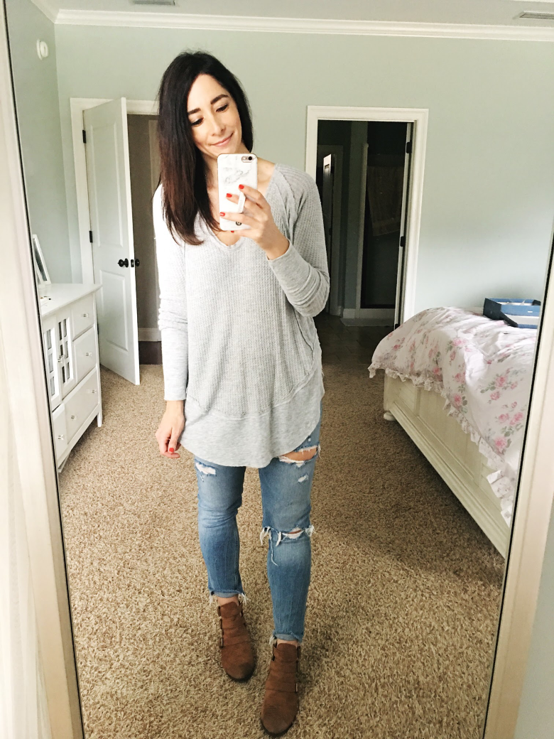 My go to outfit formula + the gift I bought myself this Christmas