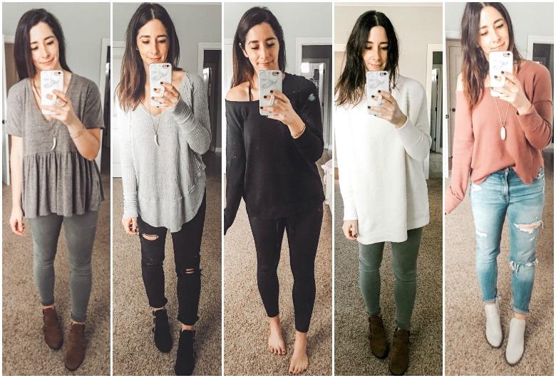 Weekly Outfit Recap Vol. 1