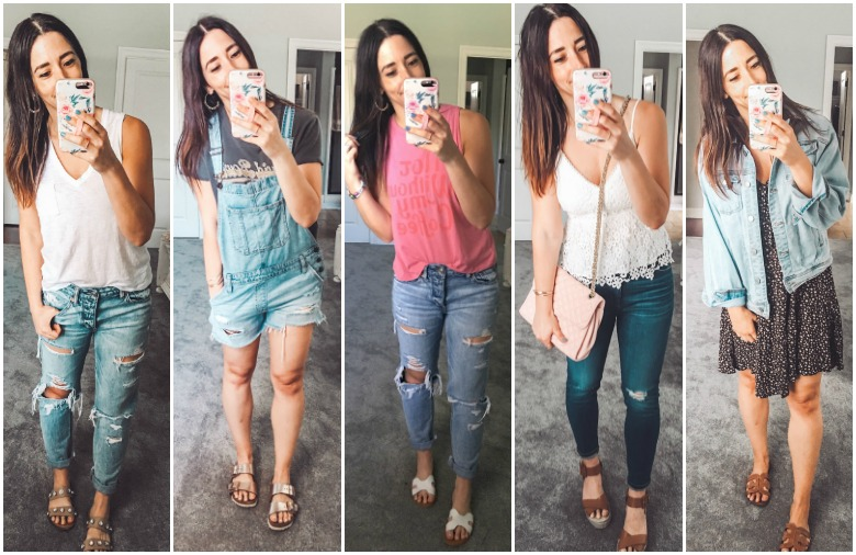 Weekly Looks Vol. 19 + my most commented on pair of jeans!