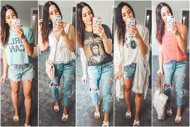 Weekly Looks Vol. 20 + a guide to creating your perfect outfit formula!