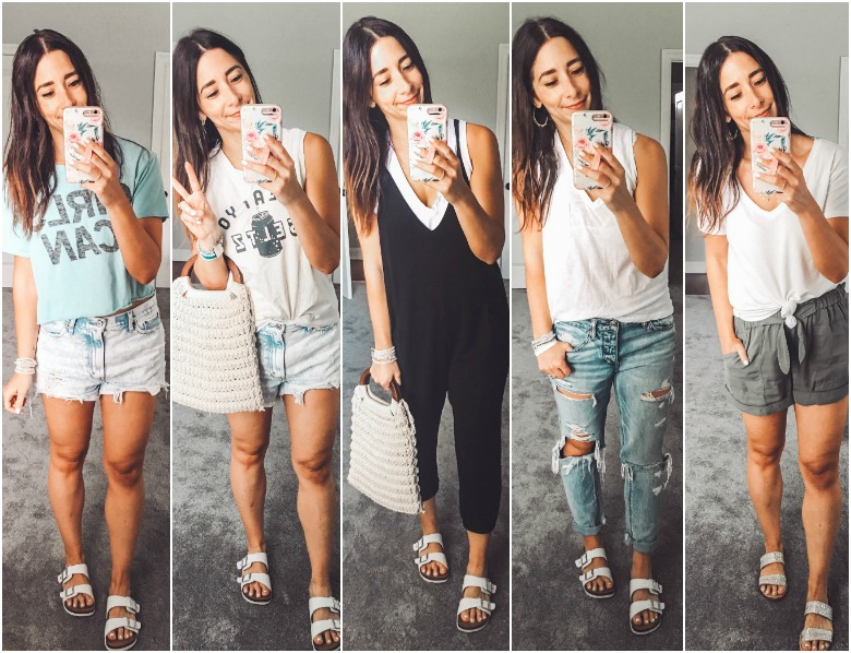 Weekly Looks Vol. 24 + the best outfit I've been wearing non-stop to beat the summer heat in
