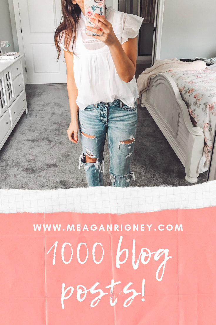 1000 blog posts (and counting…)