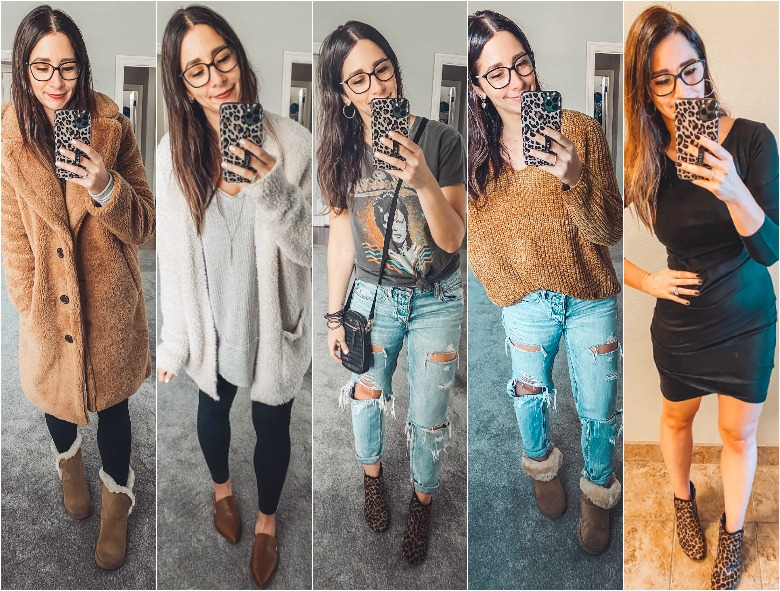 Weekly Looks// November Week 4 + gift ideas for the hard to buy people in your life!